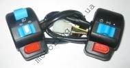 Блок кнопок управления левый  правый VIPER ZUBR.