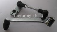 Ножка переключения передач с тягой VIPER R1 (G-MAX Racer 250)