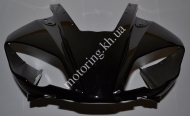 Пластик фары черный глянец VIPER R1 (G-MAX Racer 250)