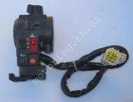 Блок кнопок (Левый) для квадроциклов JIANSHE  JS400ATV-3 (MOD)