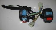 Блок кнопок управления левый  правый  QT 7 GY 6  50/60/80 (Rase)