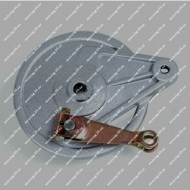 Крышка заднего колеса   колодки GEON PANTERA (MUS)