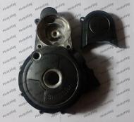 Крышка генератора (левая)  крышка ред. стартера Shineray XY150GY