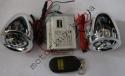 Сигнализация (USB   FM RADIO   2 динамика).