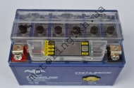 Аккумулятор SKYBAT 12v 7.0ah гелевый ж/к дисплеем.