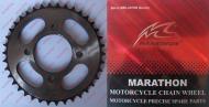 Звезда задняя (ведомая) 428x38T Musstang Region MT150-8 Marathon