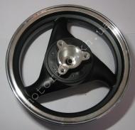 Диск 2,50*12 задний алюминиевый под диск/барабан 110мм (50сс)