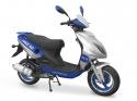 Бак топливный для скутера Viper R-3 (RACE)