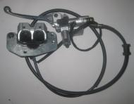Передний суппорт с тормозным цилиндром в сборе для кроссовых мот