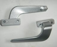 """Ручка задняя """"оперение"""" для кроссовых мотоциклов 200-250 куб. см"""