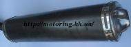 Глушитель для мотоциклов  MUSTANG MT 200-10