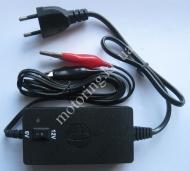 Зарядное устройство для АКБ с переключением 6V-12V