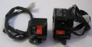 Блок кнопок SPIKE ZZ CBR 250
