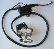 Тормозная система c ABS в сборе VIPER MX250R (MOD)