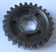 Шестерня вторичного вала CB200 (58mm, 26 зуба)