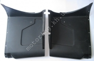 Пластик задний брызговик для квадроциклов JS400ATV-3 (MOD)