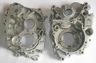 Картер двигателя (пара) ZONGSHEN ZS200GY-A (MOD)