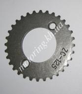 Звезда распредвала CB 125/150 сс 32-Т цепник мотоцикл (Тип 2)