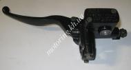 Гидравлическая ручка ( ГТЦ ) GY 6  50сс/60cc/80cc  (+рычаг левая