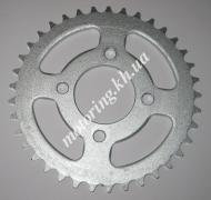 Звезда задняя ATV  для квадроциклов 50/110 420-37T