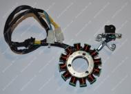 Генератор (Ротор) Lifan LF150-10B 12 катушек (MUS)