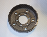 Барабан тормозной 180мм (под 5 шпилек) Musstang MT150-250-4V