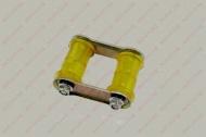 Крепление рессоры с втулками в комплекте VIPER ZUBR (MCF)