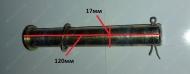 Болт крепления 120мм 17мм (120/17/)