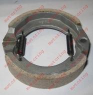 Loncin LX200GY-3 Тормозные колодки задние