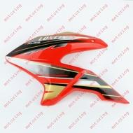 Loncin LX200GY-3 Пластик крышка бака (левая)