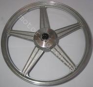 Диск 1,4*18 передний  алюминиевый CG 125 Sonik SY 937 .