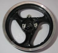 Диск 2,50*12 передний алюминиевый под дисковый тормоз 6821