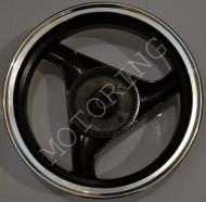 Диск 2,50*12 задний  алюминиевый под диск/барабан 110мм (50сс) (