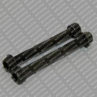 Винт M10×1.25×90+Гайка M10×1.5 (верх. винт крепл. заднего аморт.