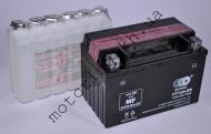 Аккумулятор OUTDO 12v 7.0ah сухозаряженый с оксидом.