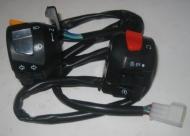 Блок кнопок  управления левый +правый для кроссовых мотоциклов
