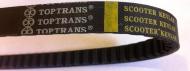 Ремень вариатора  650 *15,5 Top trans