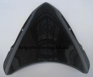 Ветровое стекло  для мотоциклов 150-250 куб. см  SPIKE ZZ CBR250