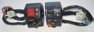 Блок кнопок управления левый + правый Zongshen SPARK R6