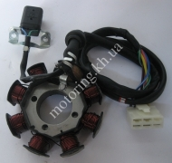 Генератор (статор) VIPER R1 (G-MAX Racer 250)