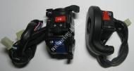 Блок кнопок управления левый + правый VENOM X-CROSS (XGJAO)
