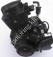 Двигатель CG-250 Zongshen (SPIKE)  FMM 167 с балансировочным вал