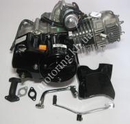 Двигатель Delta/Alpha  125 сс