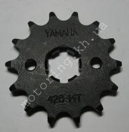 Звезда  передняя 428*14 YBR-125-250