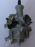 Карбюратор CG-150 (PZ 27)  с ускорительным насосом