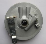 Крышка переднего тормоза + тормозные колодки VIPER ZUBR (MOD)
