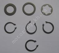 Штопорные кольца шестерни коробки СВ200