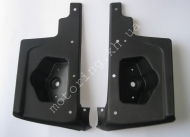 Пластик брызговики (пара) для квадроциклов JIANSHE JS250ATV-3(MO