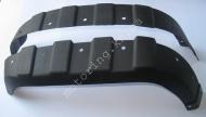Пластик накладка переднего крыла для квадриков JS250ATV-3(MOD)
