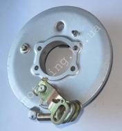 Задняя тормозная крышка + колодки  для квадриков JS400ATV-3(MOD)